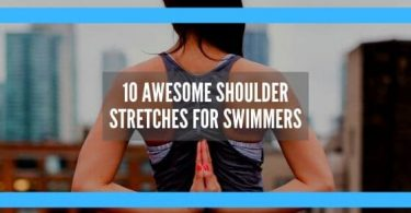 Shoulder stretches for swimmers