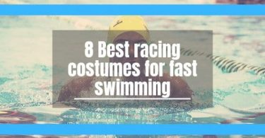 best racing costumes swimming