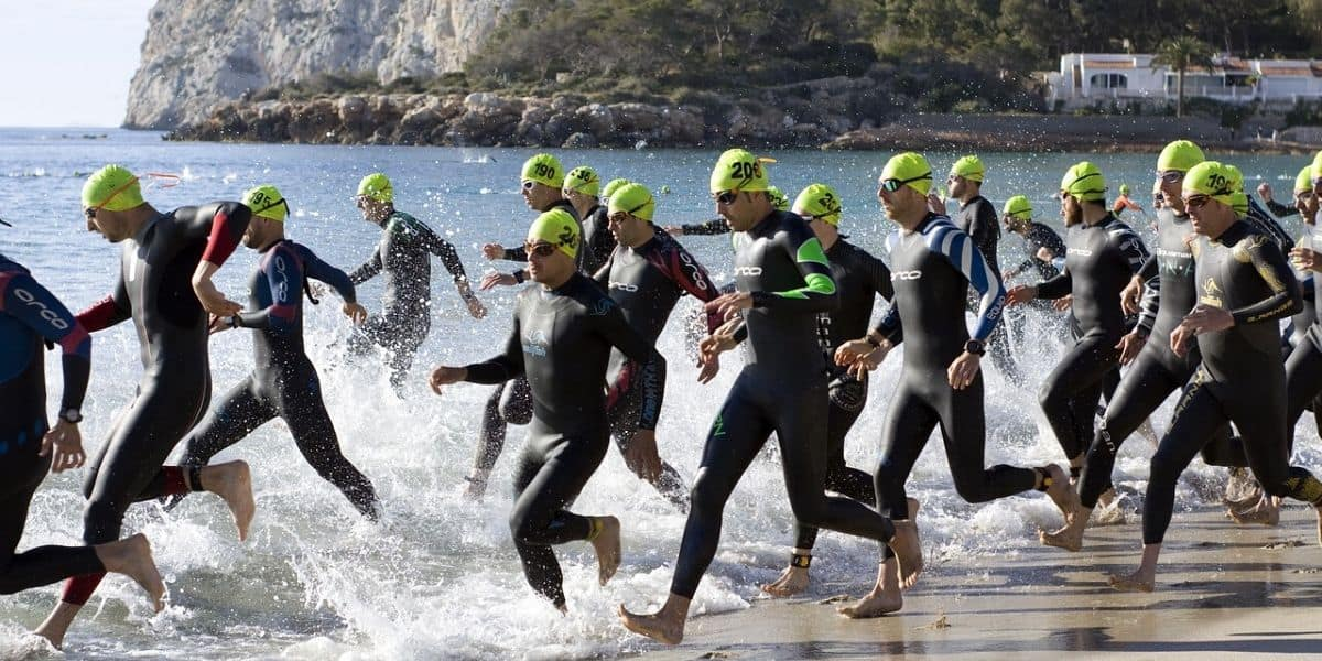 Open Water Swimming Gear And Equipment