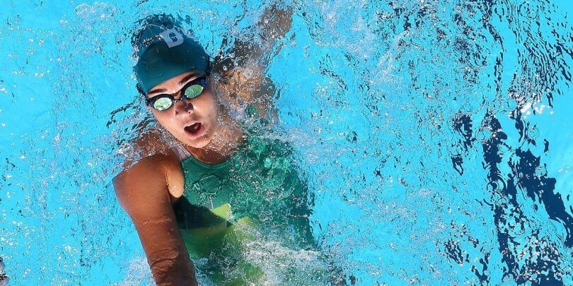 does swimming make you taller?