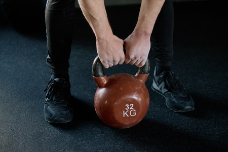 Kettlebell Workout For Swimmers