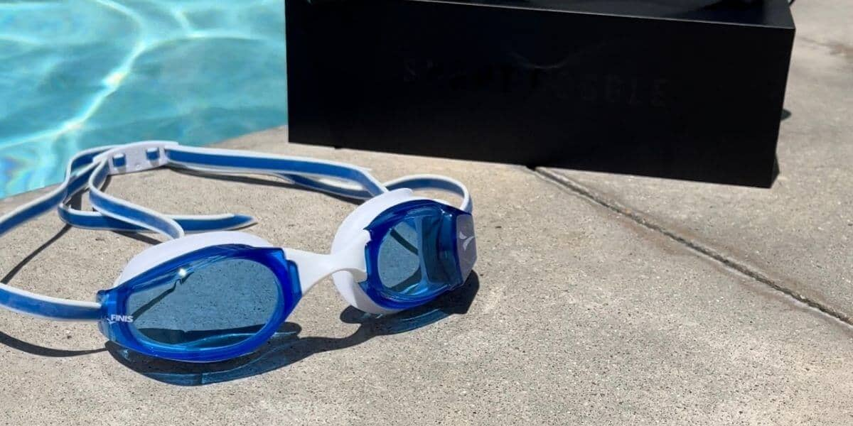 FINIS Smart Goggles Review