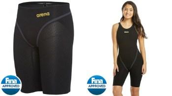 Arena Carbon Core FX Tech Suit