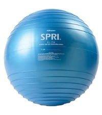 Exercise ball gift for swimmers