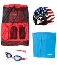 Swimming equipment gift for swimmers